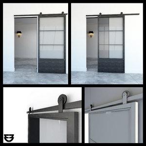 door design 3D