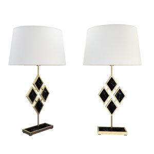 robert abbey edward table lamp 3D model