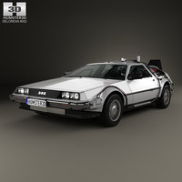 DeLorean DMC-12 (BTTF) 1981