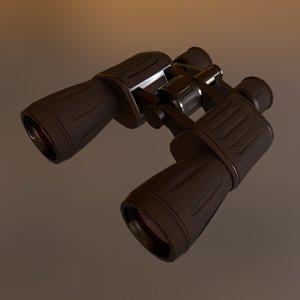 binoculars games 3D model
