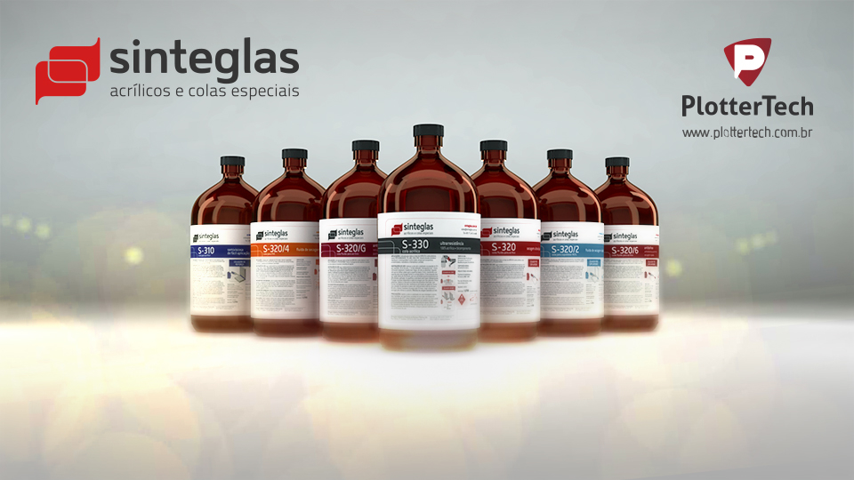3D bottle glue glass charope