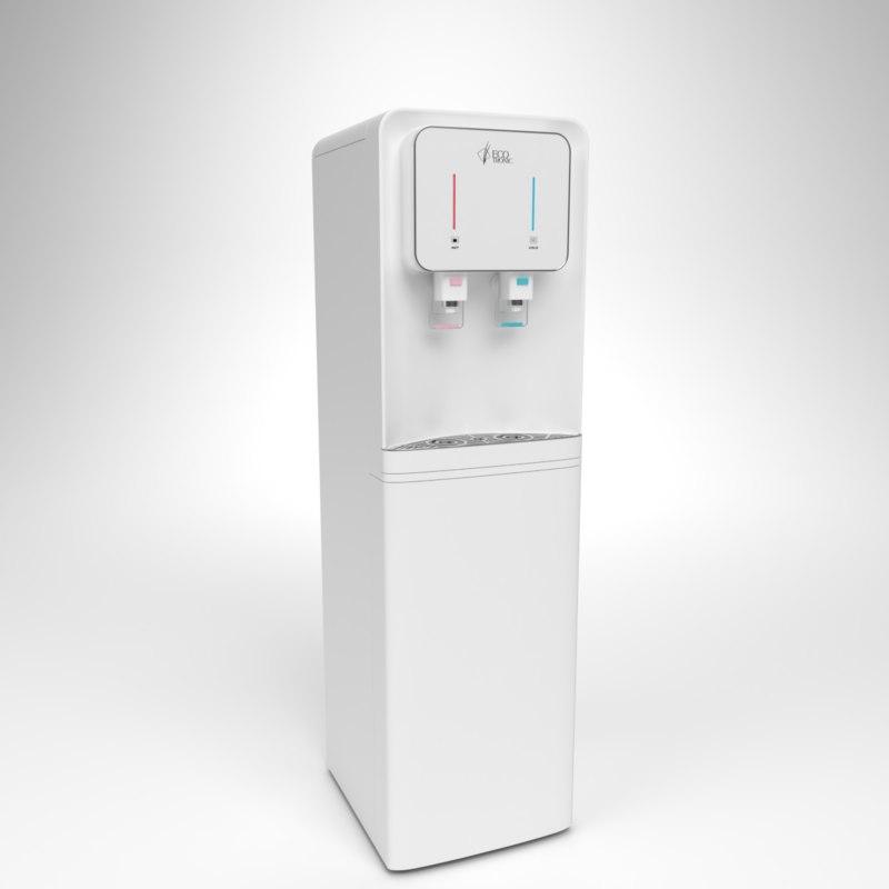 3D interior ecotronic cooler a60-u4l