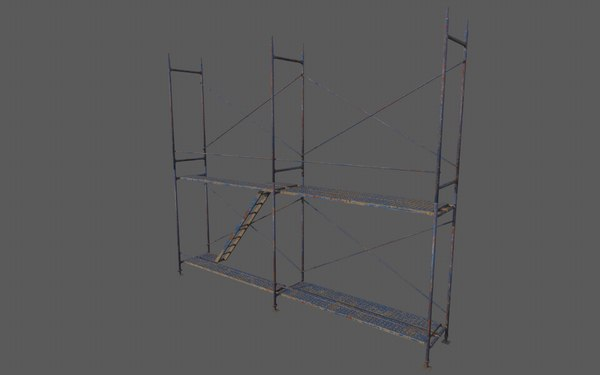 3D scaffold build