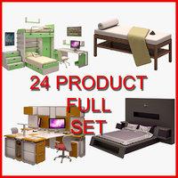 3D 24 set