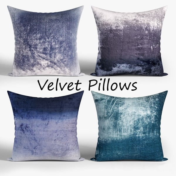 pillow fabric 3D
