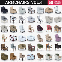 Armchairs Collection Vol 4