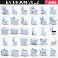 Bathroom Vol 2 - Toilets