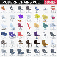 Chairs Collection Vol 1