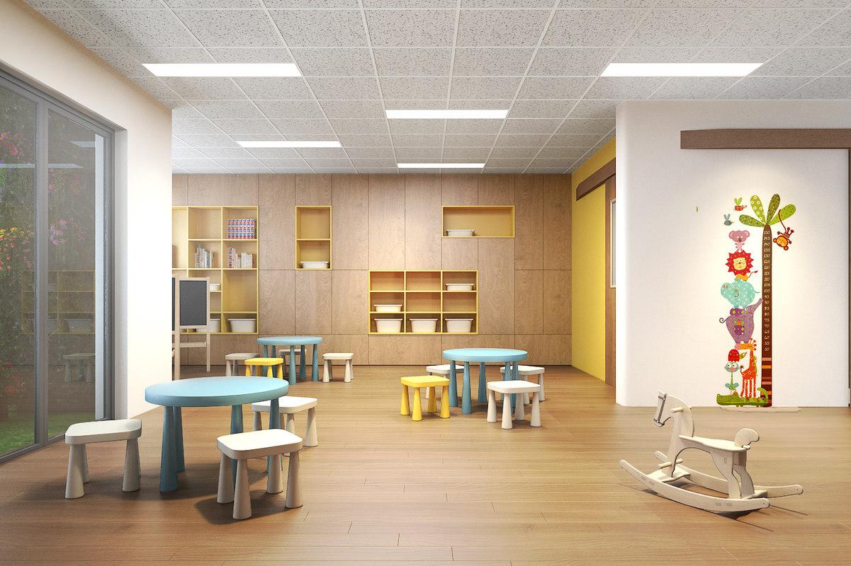 child classroom model