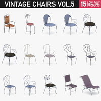 Chairs Collection Vol 5