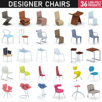 Chairs Collection Vol 6