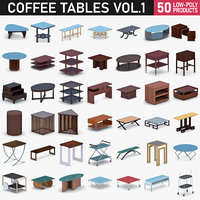 Coffee Table - Vol 1