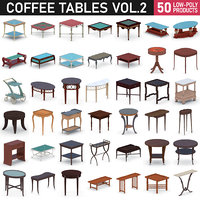 Coffee Table - Vol 2