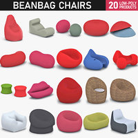 Furniture Vol 1 - Bean Bags Collection