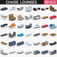 Chaise Lounge Chairs Collection