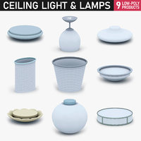 Interior Light Vol 1 - Ceiling Light