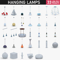 Interior Light Vol 2 - Hanging Lamp