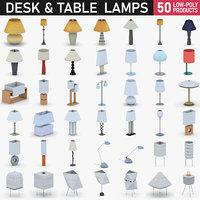 Interior Light Vol 4 - Table Lamp