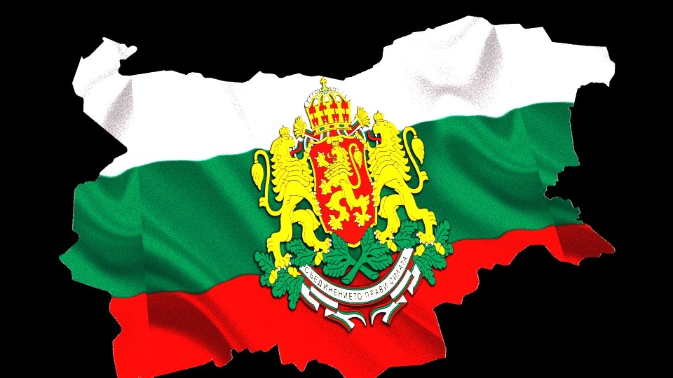 3D bulgaria model