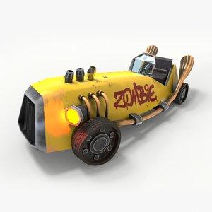 concept vehicle 3D