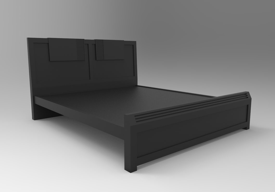 3D bed ready engine