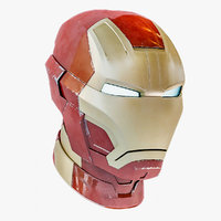 Elmetto Iron man mark 42