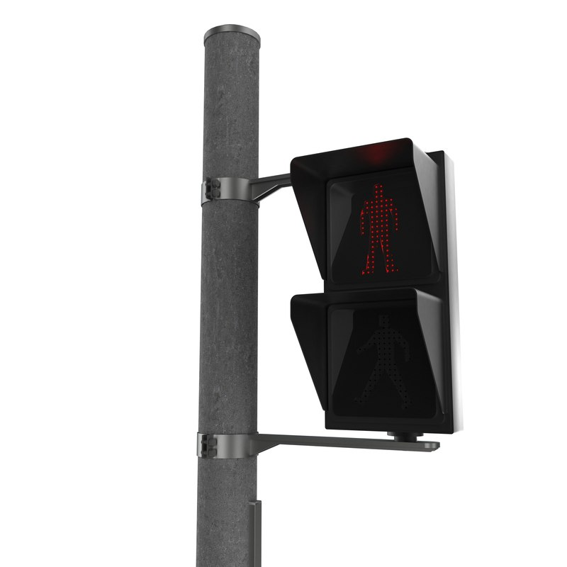 traffic light 3D
