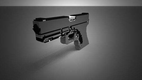 glock 3D
