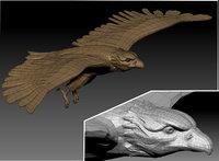 flying eagle model