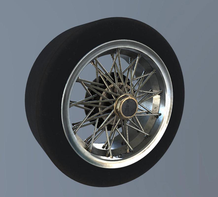 3D metallness