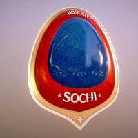 sochi russia 2018 model
