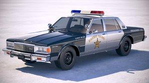 police caprice chevrolet model