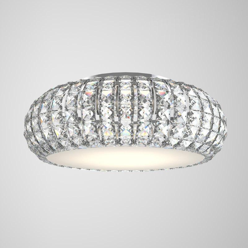 3D light crystal model