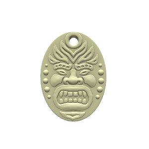 amulet 3D