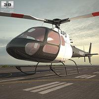 eurocopter as350 350 model
