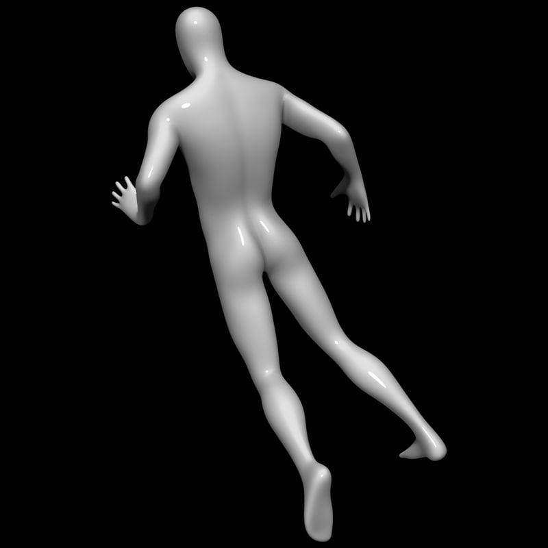 3D Human Pose Man