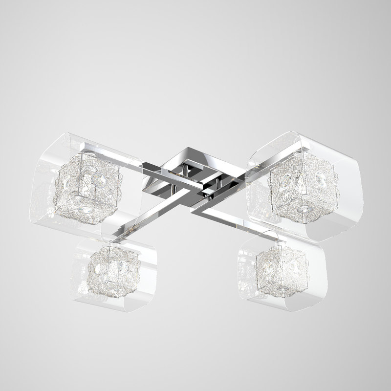 crystal light house ceiling model