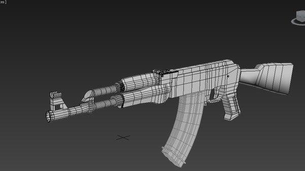 war death 3D model