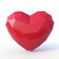love 3D model