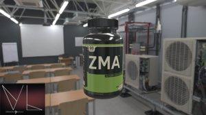 zma bottle 3D model