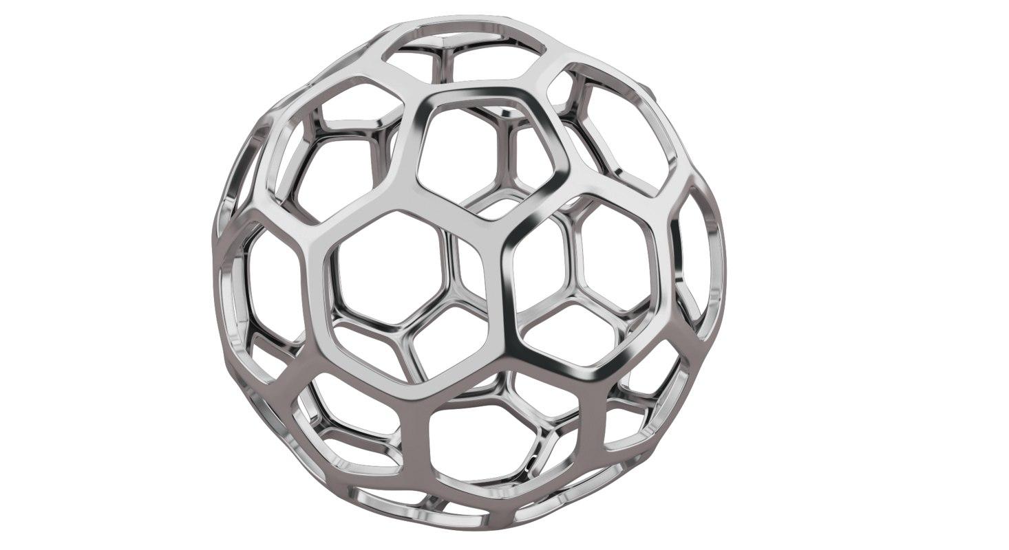 3D model object
