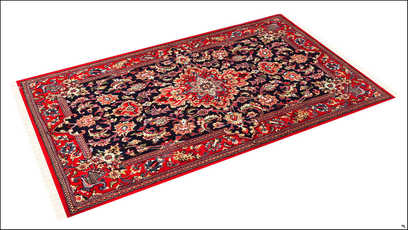 3D carpet persian persia