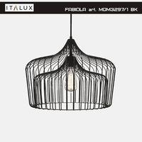 Italux - FABIOLA  art. MDM3297/1 BK