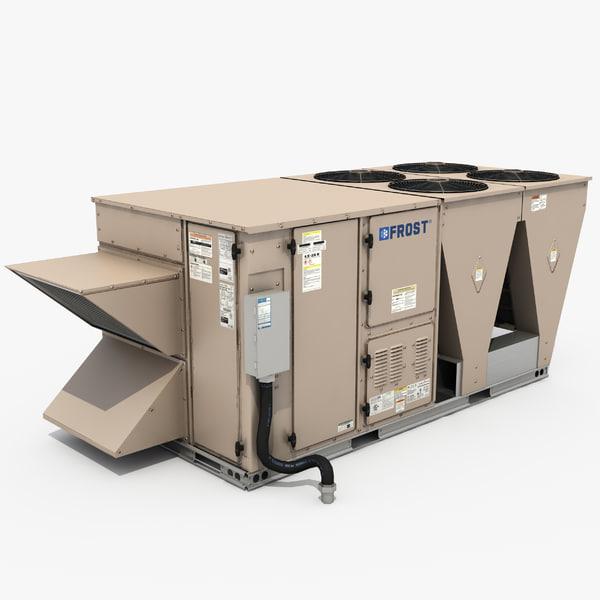 3D large ac unit