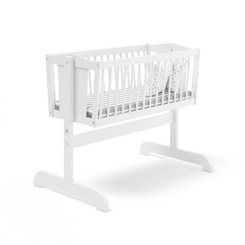 white cradle model