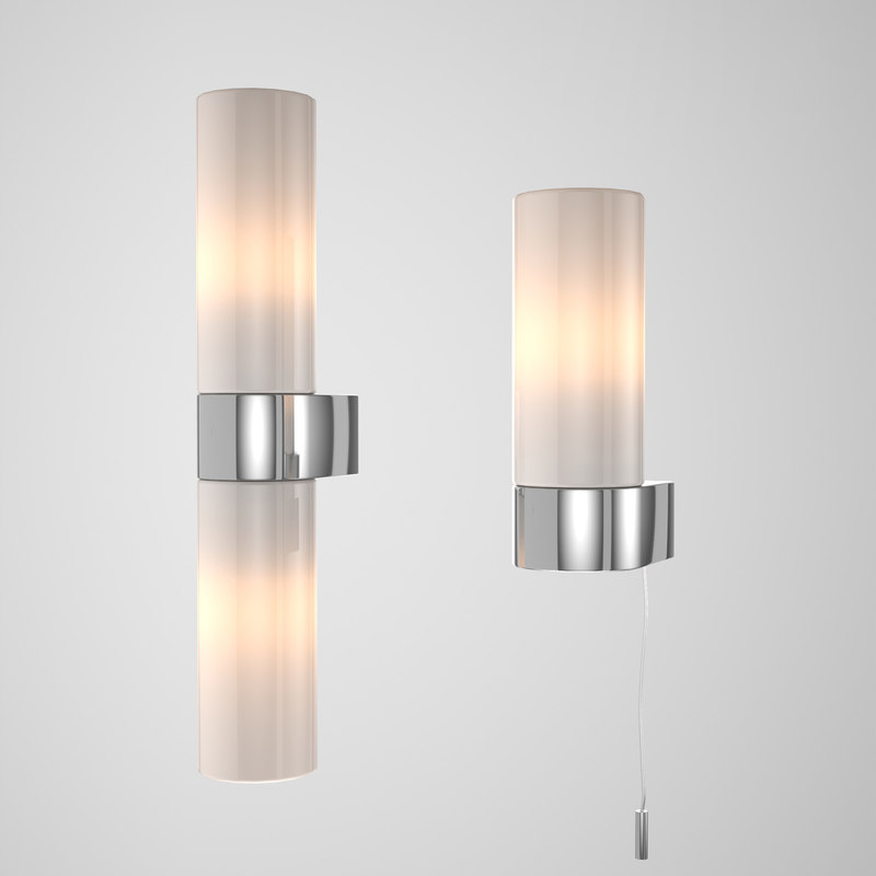 3D crystal light house