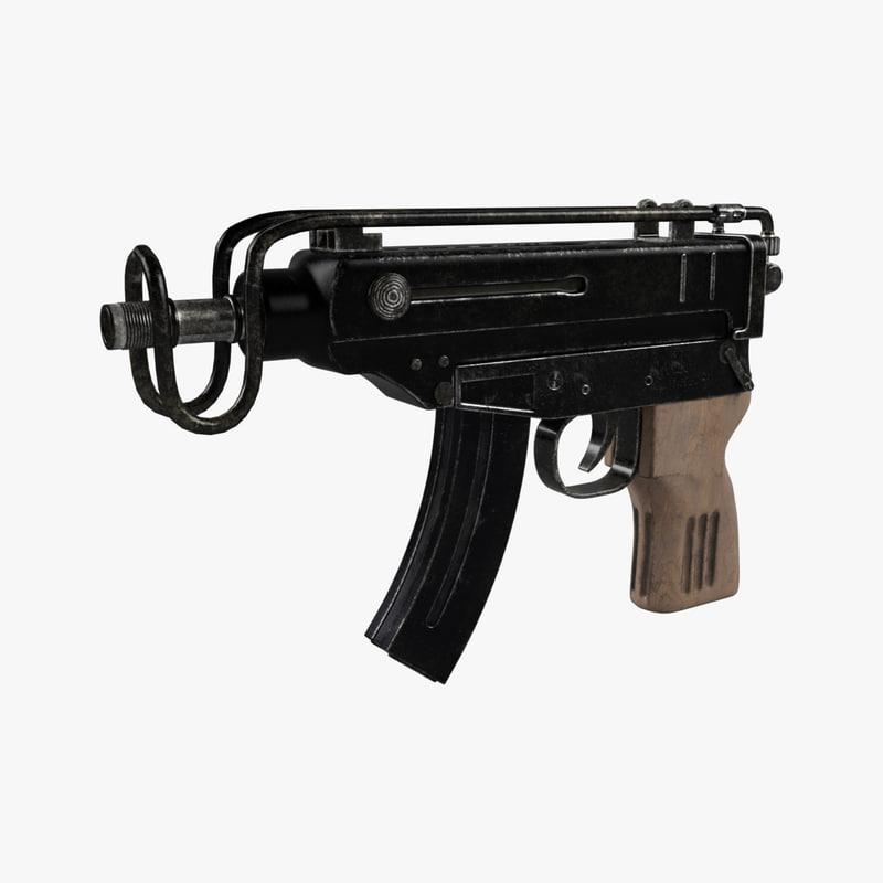 vz 61 scorpion model