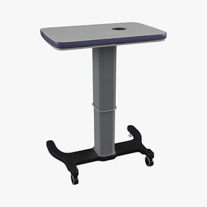 3D medical table st-26h