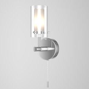 crystal light house 3D model