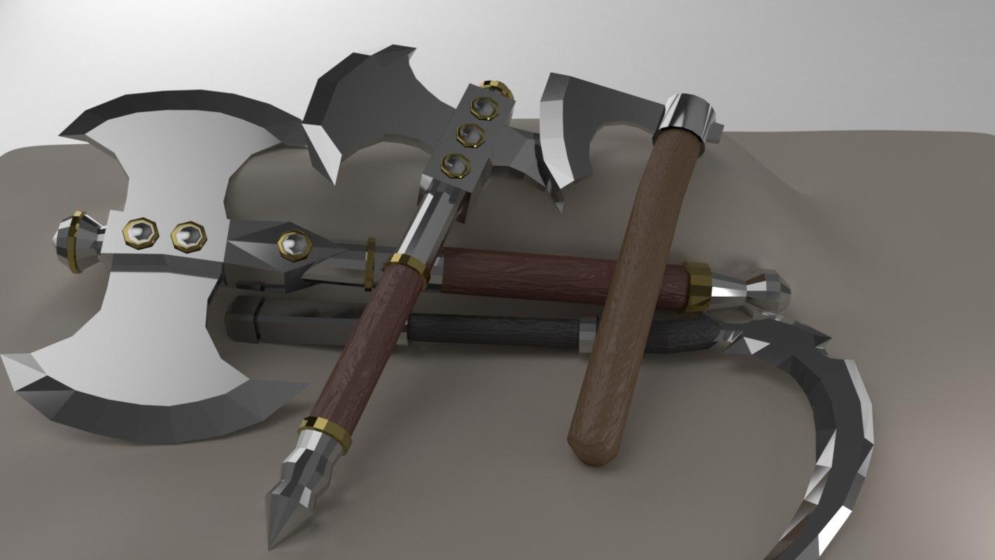3D kit 3 axes